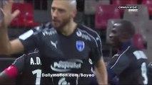 0-2 Dylan Bronn Goal HD - Brest 0-2 Niort - 21.11.2016