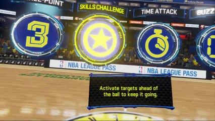 NBA 2KVR Expérience de NBA 2KVR Experience
