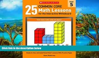 Deals in Books  25 Common Core Math Lessons for the Interactive Whiteboard: Grade 5: Ready-to-Use,