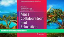 Big Sales  Mass Collaboration and Education (Computer-Supported Collaborative Learning Series)