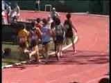 Finale du 800m cadets chpt de france jeunes FFA Narbonne 200