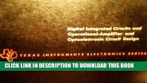[READ] Ebook Digital Integrated Circuits and Operational-amplifier and Optoelectronic Circuit