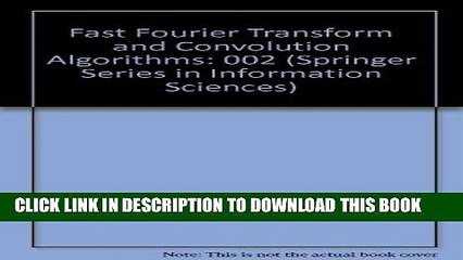 Fast Fourier Transform Resource | Learn About, Share and