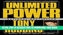 [PDF] Unlimited Power: The New Science Of Personal Achievement Popular Online
