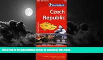GET PDFbook  Michelin Czech Republic Map 755 (Maps/Country (Michelin)) BOOOK ONLINE