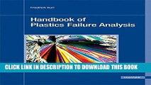[READ] Ebook Handbook of Plastics Failure Analysis Audiobook Download