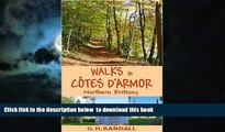liberty book  Walks in Cotes D Armor, Northern Brittany (Red Dog Guides) BOOK ONLINE