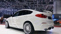 2016 Hamann BMW X6 M50d Review Rendered part 2