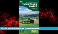 Read books  Yorkshire Dales: Map for Touring and Planning (Routemap): Map for Touring and Planning