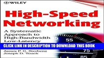 [READ] Online High-Speed Networking: A Systematic Approach to High-Bandwidth Low-Latency