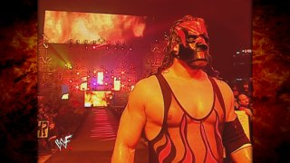 Kane vs Kurt Angle WrestleMania XVIII 3 17 02