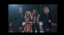 CMA Christmas 2012: Little Big Town performs Children, Go Where I Send Thee & Tennessee Christmas