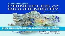 Ebook Lehninger Principles of Biochemistry Free Download