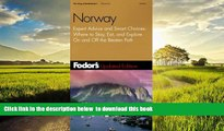 liberty book  Fodor s Norway, 5th Edition: Expert Advice and Smart Choices: Where to Stay, Eat,