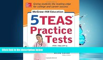 FAVORIT BOOK McGraw-Hill Education 5 TEAS Practice Tests, 2nd Edition (Mcgraw Hill s 5 Teas