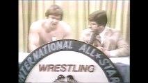 Ronnie Garvin Promo (All Star Wrestling April 5th, 1980)