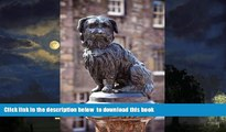 liberty book  Greyfriars Bobby Skye Terrier Statue in Edinburgh Scotland Journal: 150 page lined