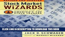 [PDF Kindle] Stock Market Wizards: Interviews with America s Top Stock Traders Audiobook Free