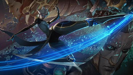 Classic Camille, the Steel Shadow - Ability Preview - League of Legends