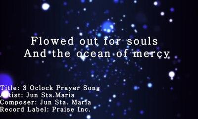B01-03 (revised), 3 O'cklock Prayer By Gino Padilla