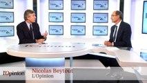 Éric Woerth: «La France doit avoir peur de ceux qui ont une vision trop molle de la réforme»