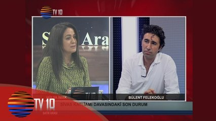 SATIR ARASI - HÜLYA İMAK & BÜLENT FELEKOĞLU - 29.06.2016