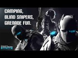 Ghost Recon Phantoms - Camping, Blind Snipers and Grenade Fun