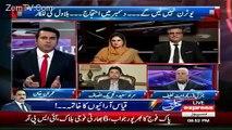 Express News Anchor Imran Khan Badly insulting  Daniyal Aziz in live talk show