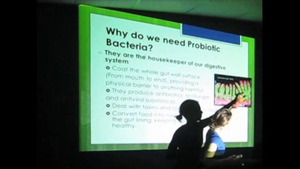 Why Do We Need Probiotic Bacteria