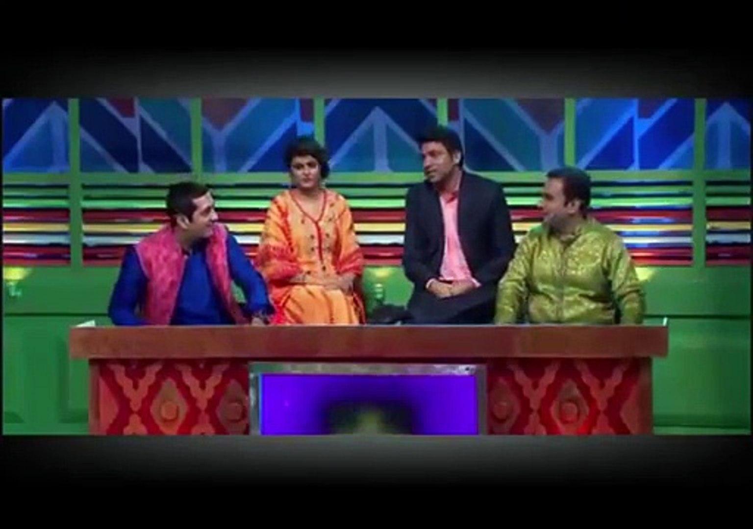Zafri Khan And Rj Naved Comedy In Shoaib Akhtar Comedy Show India Best New 2016