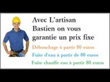 Plombier Levallois-Perret à 39€/H tel 01 83 64 78 25
