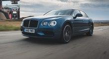 Bentley Flying Spur V8 S [ESSAI VIDEO] : Flying carpet