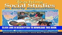 [READ PDF] EPUB Teaching Social Studies in Early Education (Early Childhood Education) Free Download