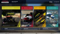 [vf] Motorsport Manager : Intro & tutoriel 1ère partie