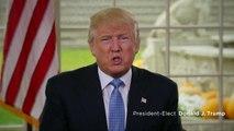 Trump iniciará retirada do TPP assim que tomar posse