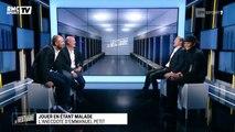 Vestiaire - Quand Le Vestiaire part totalement en vrille sur une histoire délicate de Manu Petit