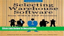 [PDF] Selecting Warehouse Software from WMS   ERP Providers - Expanded Edition: Find the Best