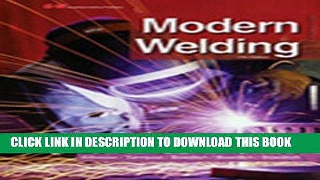Best Seller Modern Welding Free Read
