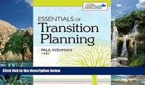 Big Sales  Essentials of Transition Planning  Premium Ebooks Online Ebooks