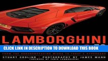 Best Seller Lamborghini Supercars 50 Years: From the Groundbreaking Miura to Today s Hypercars -