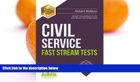 Deals in Books  Civil Service Fast Stream Tests: Sample Test Questions for the Fast Stream Civil