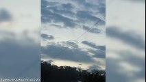 Une météorite géante filmée dans le ciel japonais