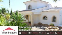 Villas Buigues-Real estate in Moraira Costa blanca REF-VB114