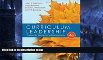 Deals in Books  Curriculum Leadership: Strategies for Development and Implementation  Premium