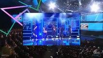Bruno Mars performance @ American Music Awards - AMAs 2016