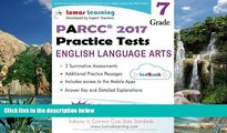Big Sales  Common Core Assessments and Online Workbooks: Grade 7 Language Arts and Literacy, PARCC