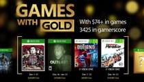 FREE Games with Gold (December 2016) Xbox One/Xbox 360