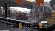 Terrible accident du pilote Vanthoor pendant la 2eme  édition de la Coupe du Monde FIA GT