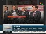 De la Calle insta a colombianos a apoyar el nuevo acuerdo de paz