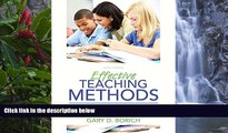Big Sales  Effective Teaching Methods: Research-Based Practice, Enhanced Pearson eText with